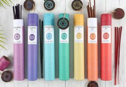 Full Range CHAKRA INCENSE STICKS
