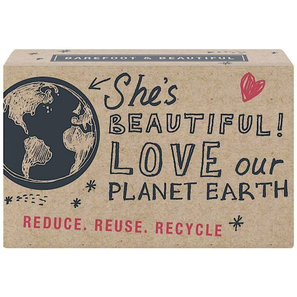 She's Beautiful - Bath House Barefoot and Beautiful Environmental Soaps
