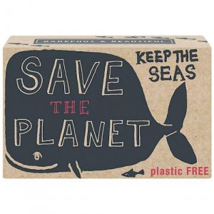 Save the Planet - Bath House Barefoot and Beautiful Environmental Soaps