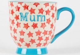 Bohemian Stars Mum Mug