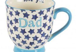 Bohemian Stars Dad Mug
