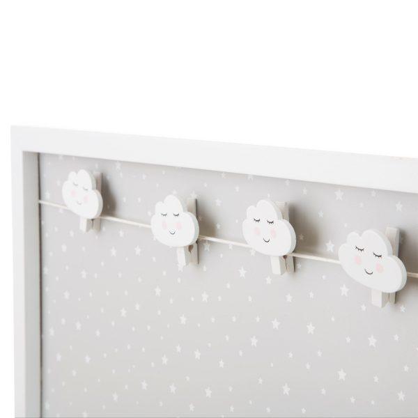 Sweet Dreams Cloud Peg Display Board