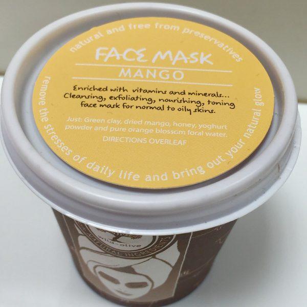 Mango Face Mask