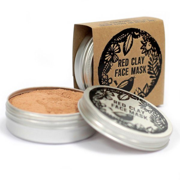 Red Clay Face Mask 80g by Agnes & Cat