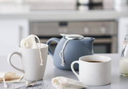 Reusable- Organic cotton Tea-Bags