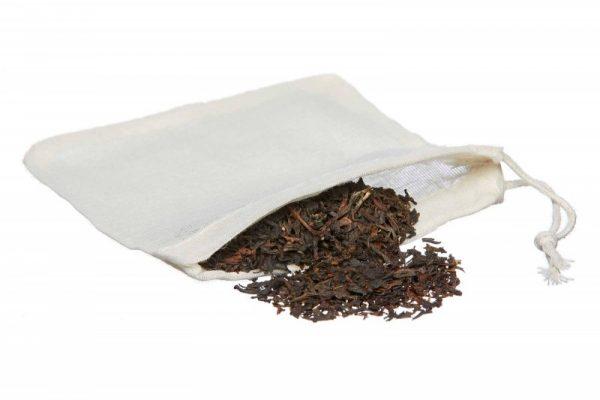Reusable- Organic cotton Tea-Bags