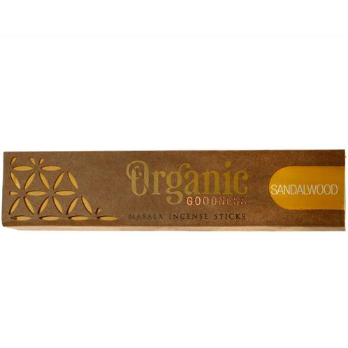 Organic Goodness Incense Sticks Sandalwood