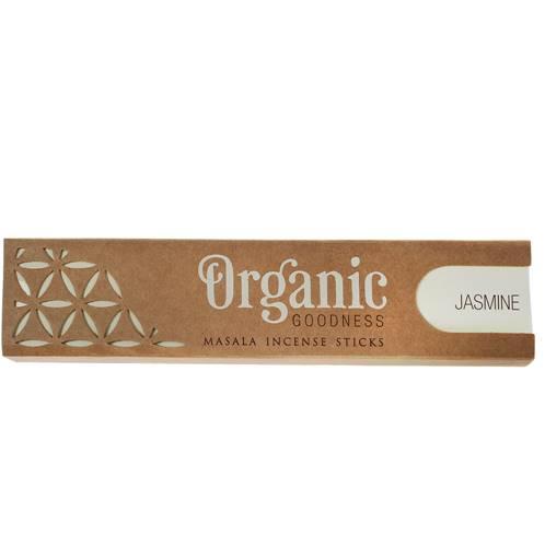Organic Goodness Incense Sticks Jasmine
