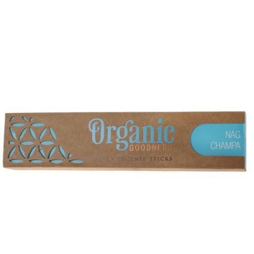 Organic Goodness Incense Sticks Nag Champa