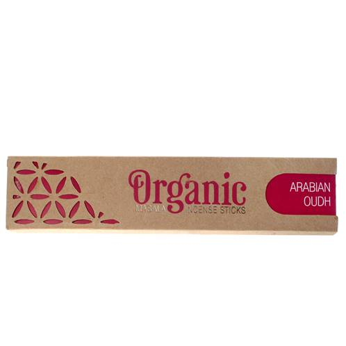 Organic Goodness Incense Sticks Arabian Oudh