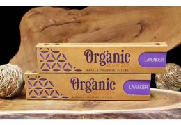Organic Goodness Incense Sticks Lavender