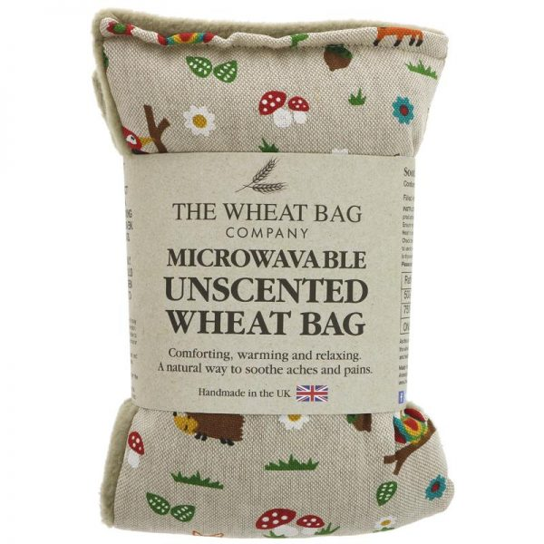 The Wheat Bag Company Wheat Bag Duo Woodland Unscented