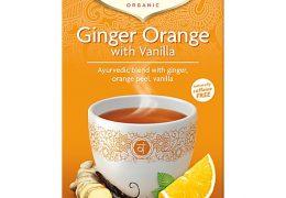 Yogi Tea - Ginger, Orange and Vanilla Tea