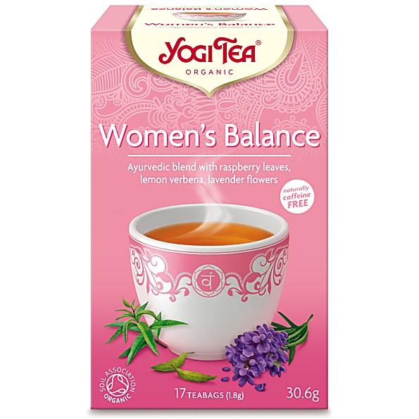 Yogi Tea Womans BalanceTea [17 Bags]
