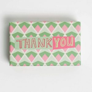 Thank you - Bath House Barefoot and Beautiful Environmental Soaps