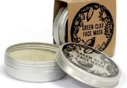 Green Clay Face Mask by Agnes & Cat