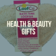Eco friendly Festive Health and Beauty gifts