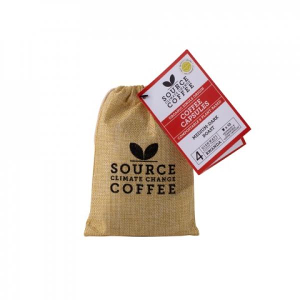 Gishwati Rwanden Coffee Capsule - 4