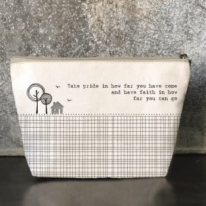 Take Pride Cosmetic Bag by East of India