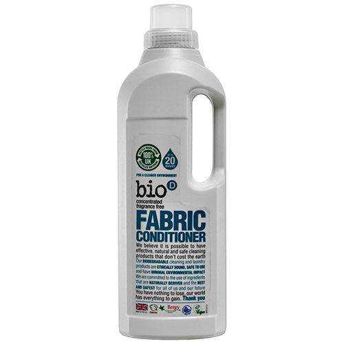 Bio D Fragrance Free Fabric Conditioner