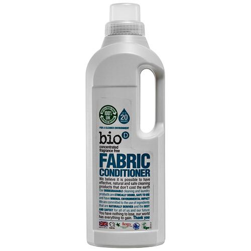 Bio D Fragrance Free Fabric Conditioner