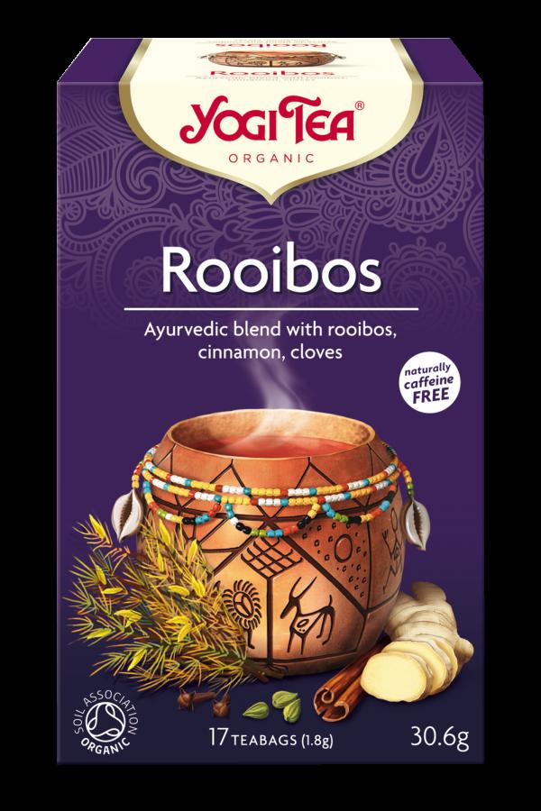 Yogi Tea Organic Rooibos Tea [17bgs]
