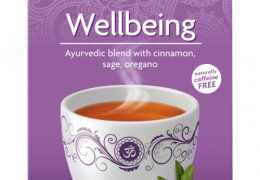 Yogi Tea Organic Wellbeing [17bgs]