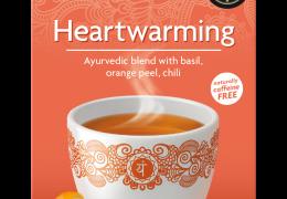 Yogi Tea Heartwarming Blend