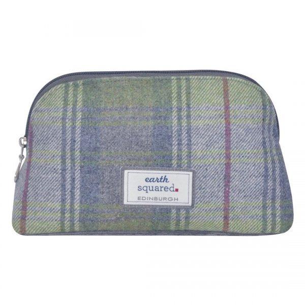Tweed Make Up Bag (Pebble) Fair Trade
