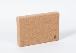 Eco-friendly & Sustainable Cork Yoga Block
