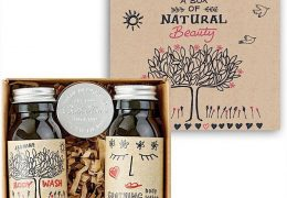 Barefoot Earth Bodycare Gift Box