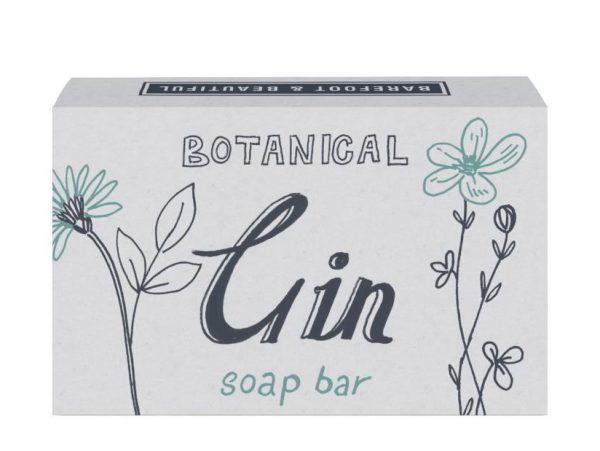 Botanical Gin Soap Bar_Barefoot & Beautiful