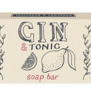 Gin & Tonic Soap Bar_Barefoot & Beautiful
