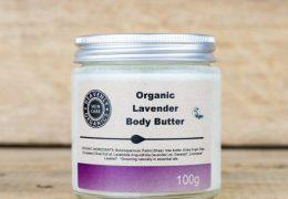 Heavenly Organic Lavender Body Butter by Heavenly Organics