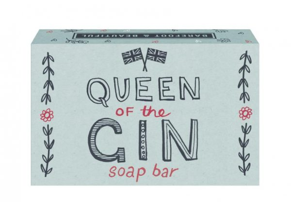 Queen of the Gin Soap Bar_Barefoot & Beautiful