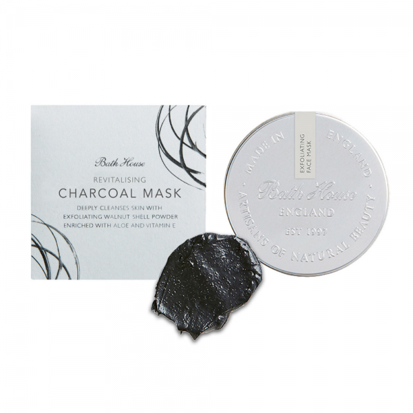 Revitalising Charcoal Face Mask The Bath House