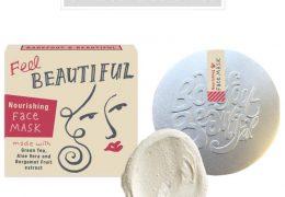 'Feel Beautiful' Nourishing Face Mask