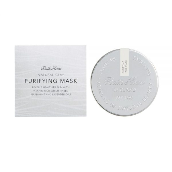 Purifying Face Mask The Bath House