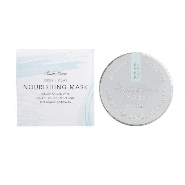 Nourishing Face Mask The Bath House