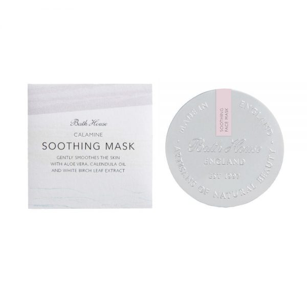 Soothing Face Mask The Bath House