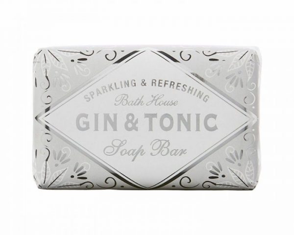 Gin & Tonic Soap Bar Bath House