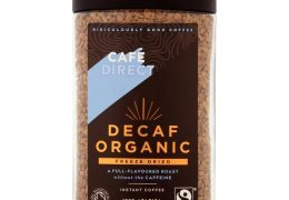 Cafedirect Fairtrade Decaf Organic Instant Coffee