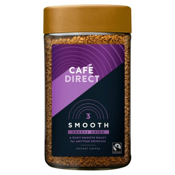 Café Direct Decaf Instant Coffee (100g) Cafe Direct