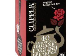 Clipper English Breakfast Tea Bags