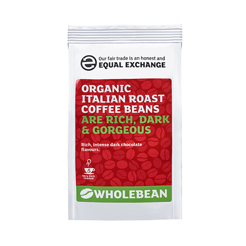 Equal Exchange Italian Blend Coffee Beans