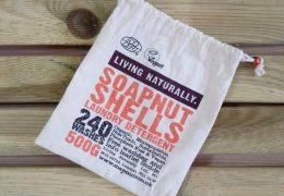 500g Muslin Soapnuts Storage Bag