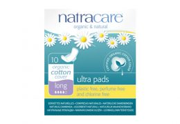 Natracare Ultra Long Period Pads
