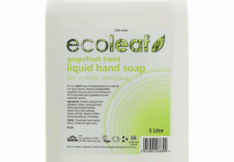Ecoleaf Liquid Hand Soap - Grapefruit Twist 5 litre