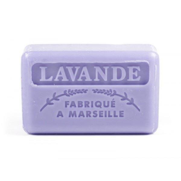 Savon de Marseille ( 125g soaps) Lavender