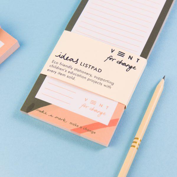 Ideas-List-pad-Green-7619
